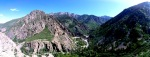 180º Panorama of Big Cottonwood