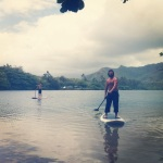 SUP On Wailua River